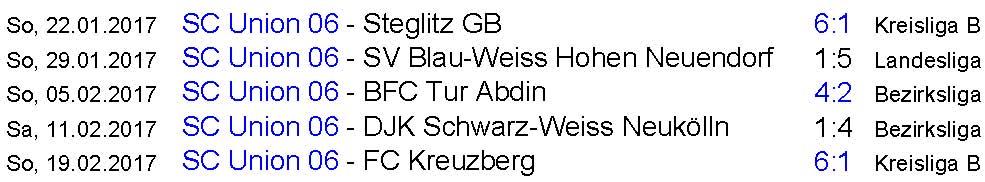 Frohnauer SC Programm 1995//96 Spandauer BC
